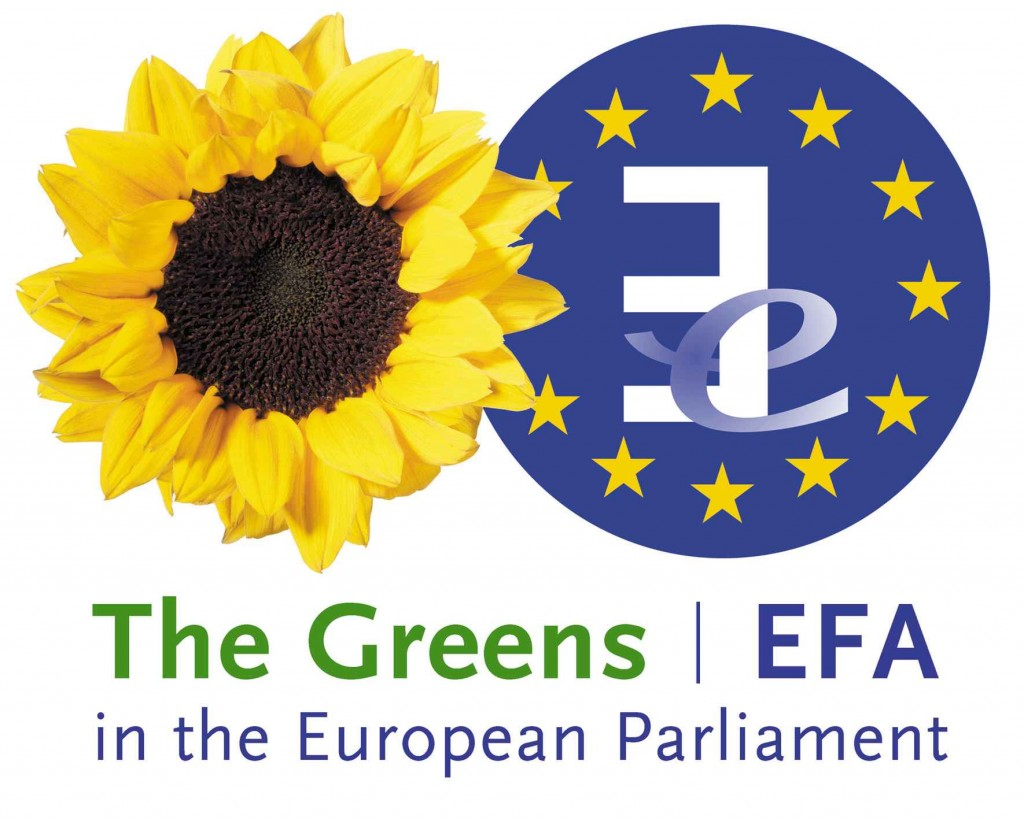 logo of greens in the EU
