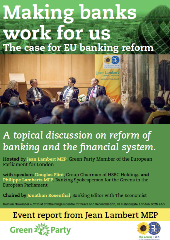 banking reform report