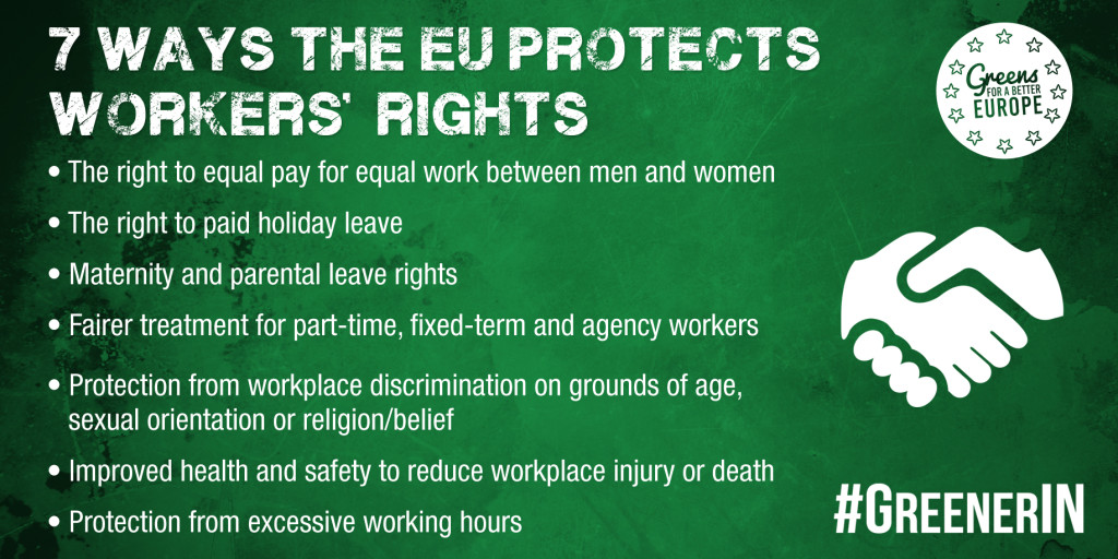 7 ways the EU protects workers rights